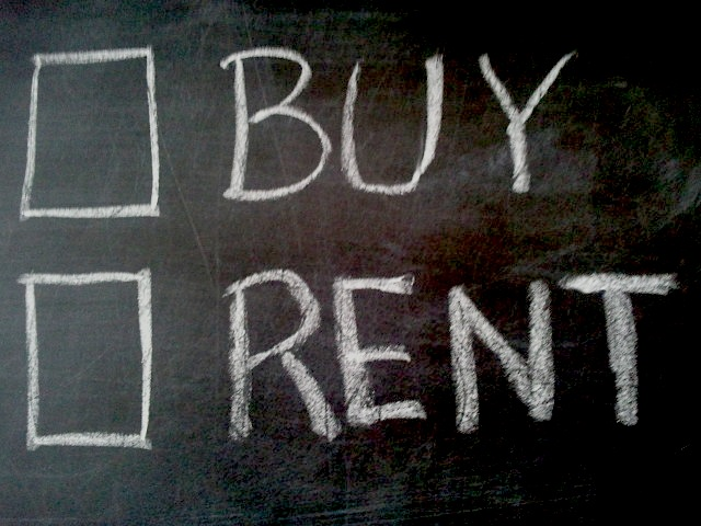 Why buy a web-site when you can rent?